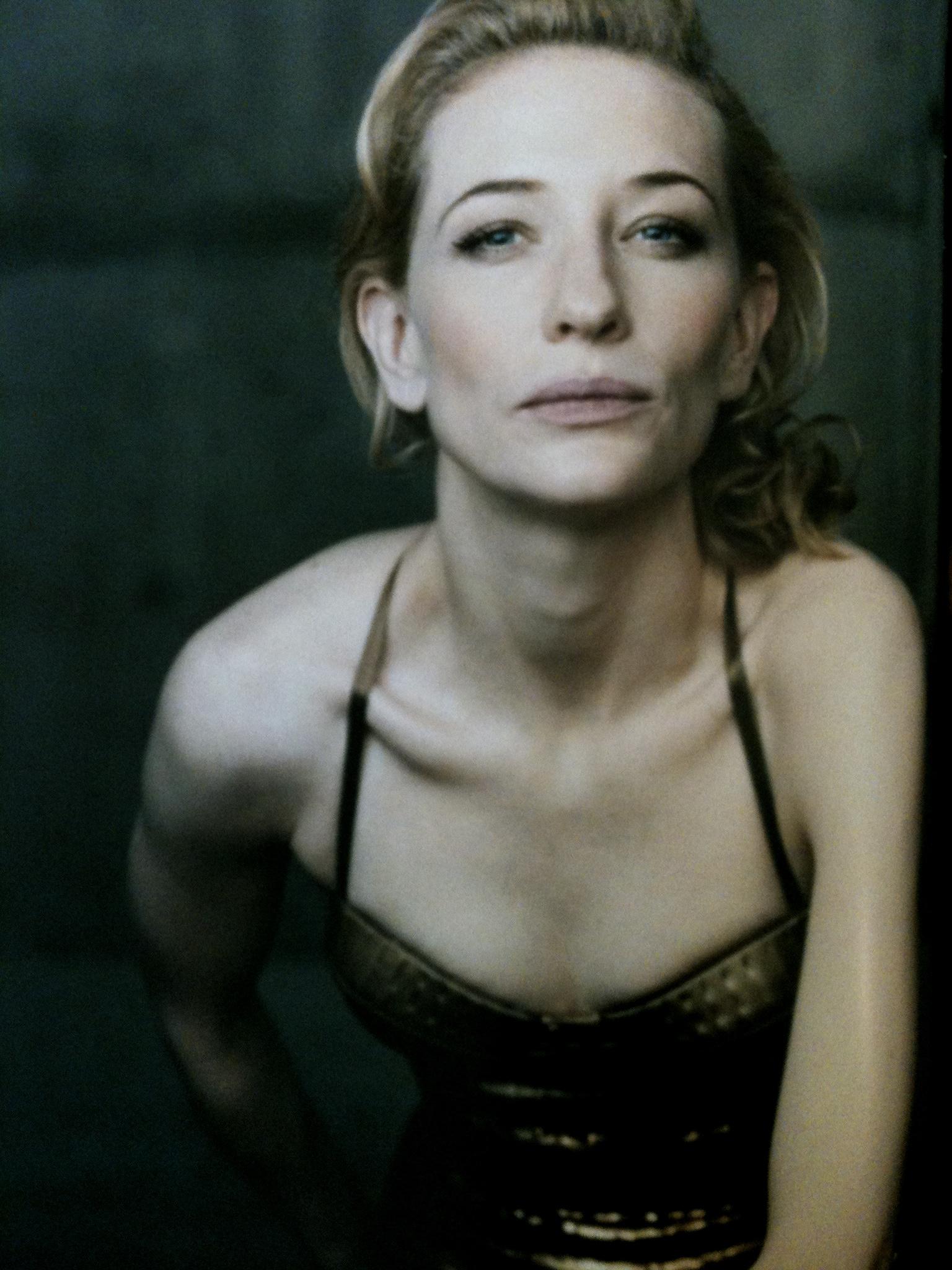 Annie Leibovitz | I.dotter Cate Blanchett